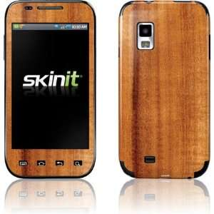 Skinit Breakfast Nook Wood Grain Vinyl Skin for Samsung