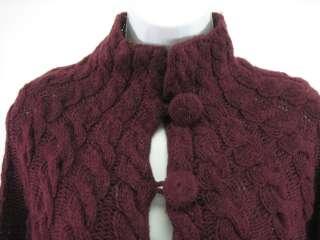 INC INTERNATIONAL CONCEPTS Button Cardigan Sweater Sz M