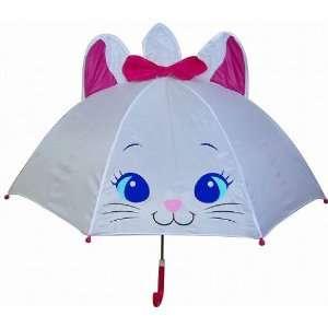 Disney the Aristocats Marie Cat Umbrella with Cat Ears