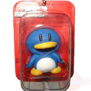 New Super Mario Bros Wii Mini Blister Collection PENGUIN SUIT Figure
