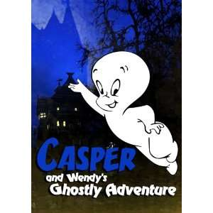 Casper & Wendys Ghostly Adventures (DVD) ~ 14 Cartoon