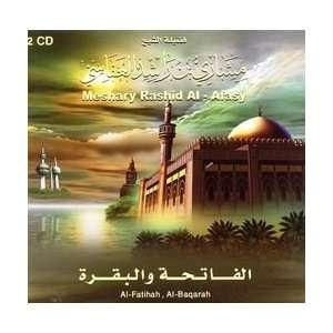 Al Fatihah,al baqarah: Meshary Rashid Al: Music