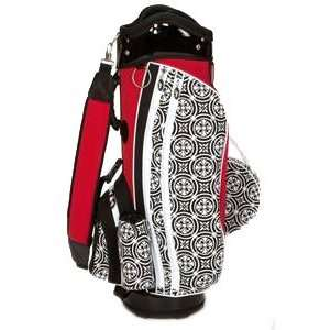 Sassy Caddy Swanky Ladies Golf Bag: Sports & Outdoors