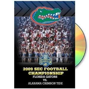 Florida Gators vs. Alabama Crimson Tide 2009 SEC Football Championship