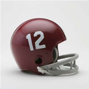 Alabama Crimson Tide Authentic Mini NCAA Helmet by Riddell Sports