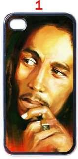 Bob Marley Rasta Reggae iPhone 4 4S case / casing
