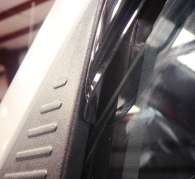 192706 AVS Vent Visors Toyota Tacoma Access Cab 05 10 725478073560