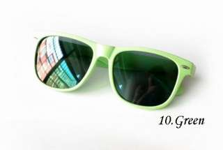 Cool Sunglasses Wayfarer Vintage Retro Nerd Fashion Unisex Men Women