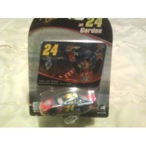 2005 Driver Sticker Winners Circle Jeff Gordon #24 Chevy