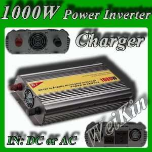 Modified sine wave power inverter 1000W DC 24V to AC 220V