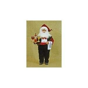 Karen Didion Originals Santa Claus Spirits doll 16