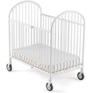 Foundations Pinnacle Full Size Folding Crib Baby