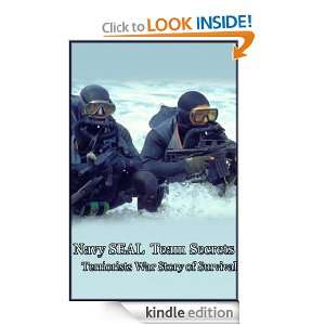 Navy SEAL Team Six Secrets Terrorist War Story of Survival Brandon