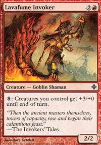 goblin commander deck mtg