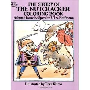 Book (Dover Classic Stories Coloring Book) [Paperback] E. T. A