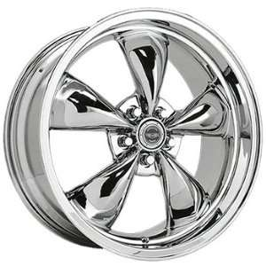 American Racing Torq Thrust M 20x8.5 Chrome Wheel / Rim 5x4.5 with a