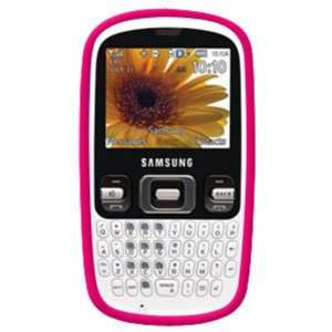 Amzer Silicone Skin Jelly Case for Samsung Freeform R350