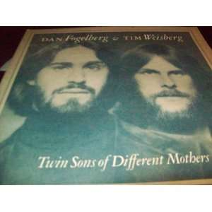 twin sons of different mothers LP DAN FOGELBERG & TIM WEISBERG Music