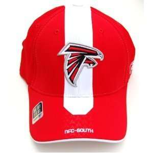 NFL Reebok Atlanta Falcons Fitted Mesh Cap Hat Sports