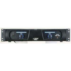 Pyle, 2000W Pro Audio Power Amp (Catalog Category Musical