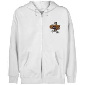 Oral Roberts Golden Eagles Youth White Logo Applique Full