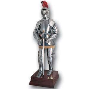 Suit of Armour Traditional: Kitchen & Dining