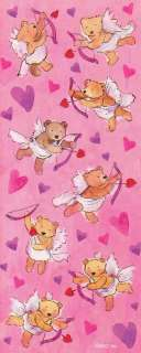 American Greetings Valentines Day Cupid Bears Stickers