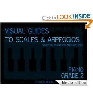 Visual Guides to Scales and Arpeggios Piano Grade 2: Charles Wu