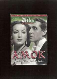 AMOK Maria Felix Julian Soler Estela Inda English Subtitles