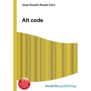 Alt code [Paperback]