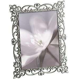 ISABEL Crystal studded pewter frame by Prinz   5x7