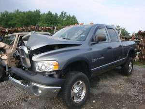 05 06 DODGE RAM 2500 PICKUP AUTOMATIC TRANSMISSION
