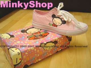 KOREAN ANIME PUCCA TRAINERS/SNEAKERS EMO PUNK SHOES