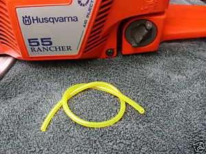 Husqvarna Chainsaw 390 395XP Fuel Line UPGRADE Hose