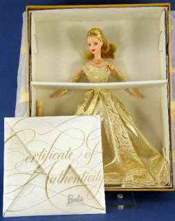 Golden Anniversary 1998 Barbie Doll Toys R Us NRFB FREE SHIPPING US