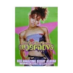 Music   Soul / RnB Posters: Lisa Lopes   Supernova Poster   71x51cm