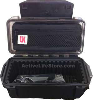 UK Pro Waterproof Gearbox 3 Camera Case for GoPro Black