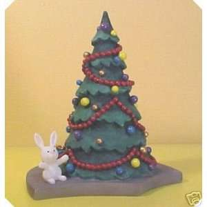 Rudolph and the Island of Misfit Toys Tree Bunny