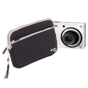 Durable & Water Resistant Black Camera Case For Pentax