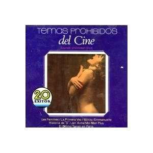 TEMAS PROHIBIDOS DEL CINE Music