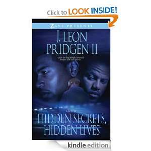 Hidden Secrets, Hidden Lives: J. Leon Pridgen:  Kindle