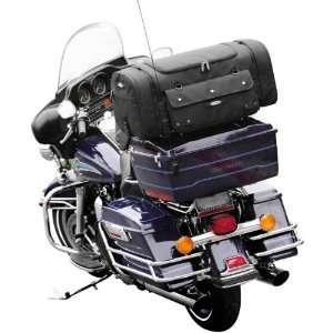 T Bags Dakota Nylon Tail Bag for Harley Davidson Tour Pak