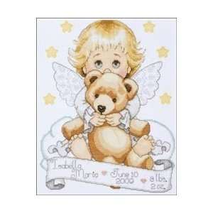 Tobin Baby 11 Inch x14 Inch Counted Cross Stitch   Angel Baby