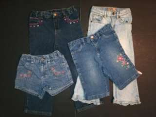 4T 5T MIXED LOT AUSTIN & ASHLEY OLD NAVY GAP OKIE DOKIE CARTERS