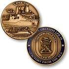 US Navy SSN 777 USS North Carolina Challenge Coin items in