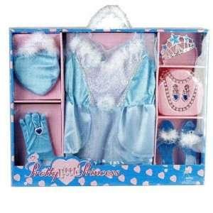 Pretty Little Princess Dress Up Set Assortment Case Pack 6