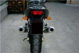 Ducati ST4 ST 4 GPR Exhaust Slipon Auspuff Scarichi New