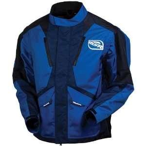 MSR Racing Trans Mens Motocross Motorcycle Jacket   Color: Blue, Size