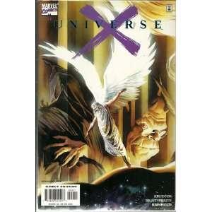 Universe X No. 0 (2000) Jim Kreuger Books