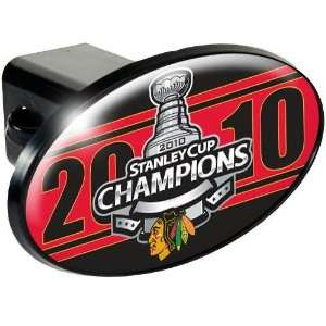 2010 Stanley Cup Champ 2010 Hitch Cover   Stanley Cup Champ 2010